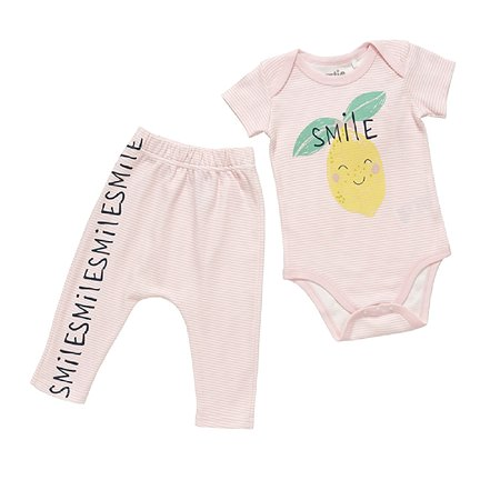 Комплект Artie боди + брюки