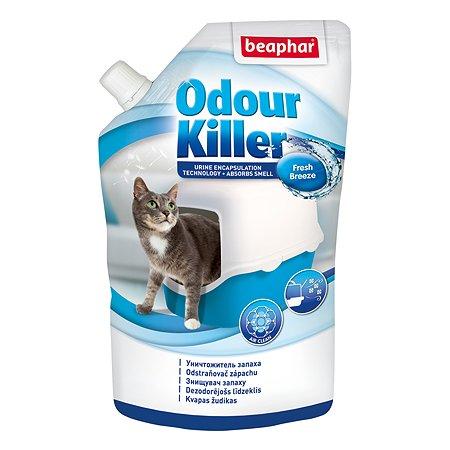 Устранитель запаха для кошек Beaphar Odour killer для туалетов 400г