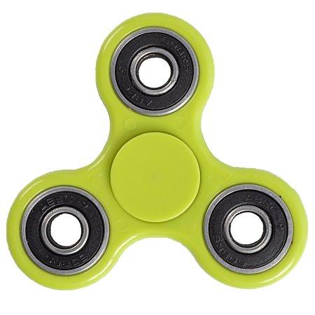 Спиннер Fidget Its для рук зеленый, металлический подшипник Fidget Spinner FSPIN0044