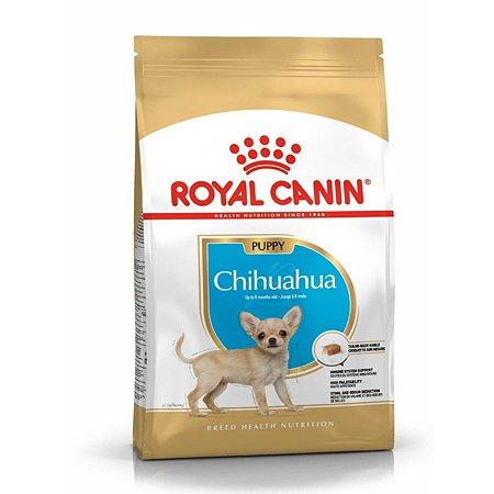 Корм для щенков ROYAL CANIN Junior породы чихуахуа 1.5кг