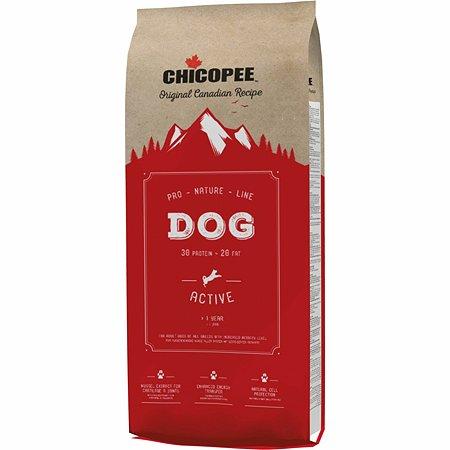 Корм для собак Chicopee PNL Active 20кг 5860320