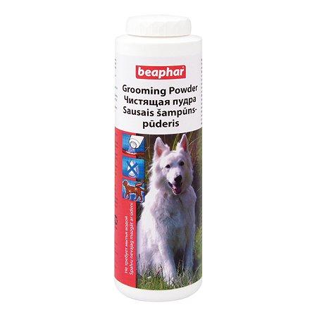 Пудра для собак Beaphar Grooming Powde чистящая 100г