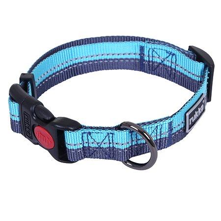 Ошейник для собак RUKKA PETS M Синий 460136291J365M