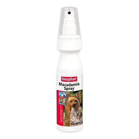 Спрей для собак Beaphar Macadamia Sprey длинношерстных 150мл