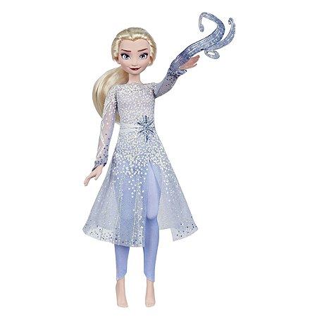 Кукла Disney Princess Hasbro Холодное сердце 2 Эльза интерактивная E8569EU4
