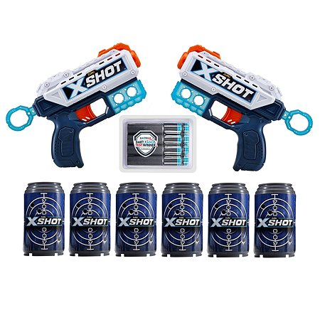 Набор X-SHOT Двойной пульс 36202