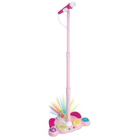 Игрушка ABC Микрофон на подставке Розовый 2044G-NL