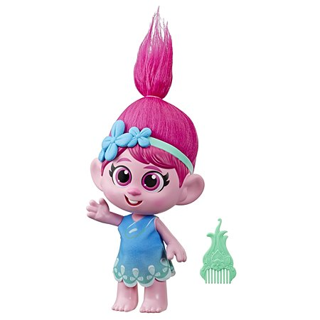 Кукла Trolls 2 Малышка Розочка E67155L0