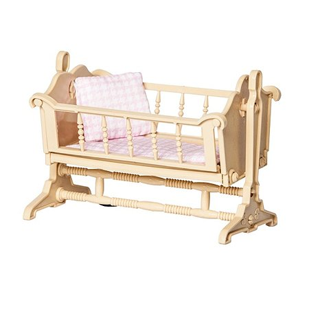 Мебель для кукол Огонек Колыбель Коллекция С-1295