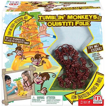 Игра настольная Mattel Обезьянка-акробат 52563