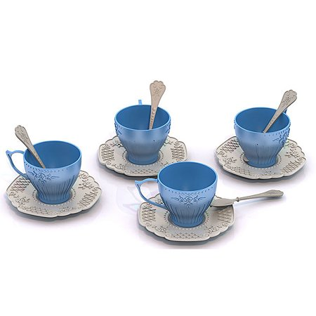 Чайный сервиз Нордпласт Волшебная Хозяюшка