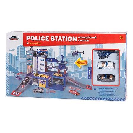 Набор Mobicaro Полицейский участок