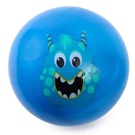 Мяч Kreiss 15 см Монстр Синий