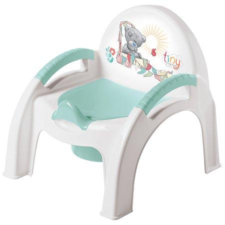 Горшок-стульчик Пластишка Зелёный