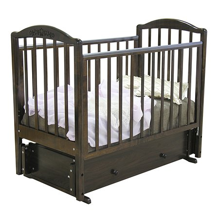 Кровать детская Красная Звезда (Можга) Руслан Шоколад