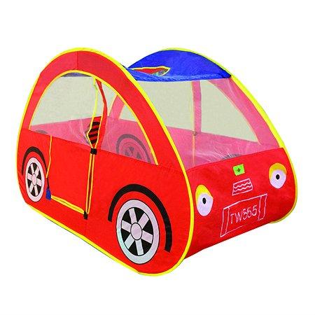Палатка  игровая 1TOY Машинка 127х72х70 см