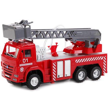 Пожарная машина ру Технопарк Камаз