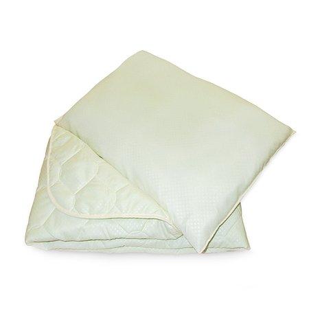 Одеяло и подушка Boom Baby Эвкалипт