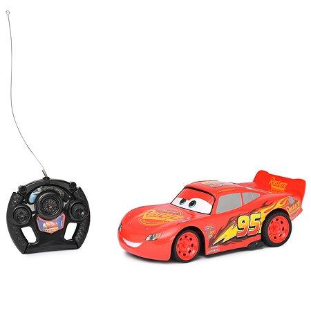 Автомобиль Cars Disney р/у Молния Маккуин 28см