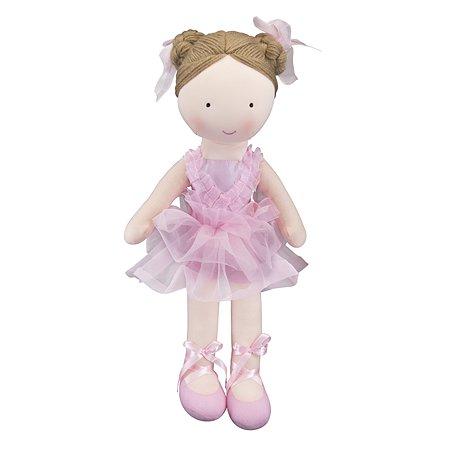 Кукла текстильная Мир Детства Балерина