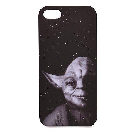 Чехол для задней части iPhone 5 Star Wars Йода