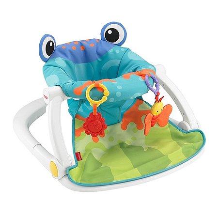 Напольное сиденье для малыша Fisher Price Лягушонок