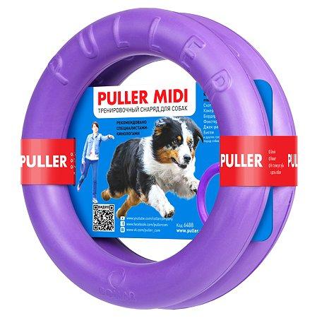 Игрушка для собак Puller Midi Тренировочный снаряд миди