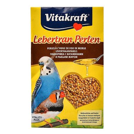 Подкормка для волнистых попугаев Vitakraft для укрепления иммунитета 20г 21192