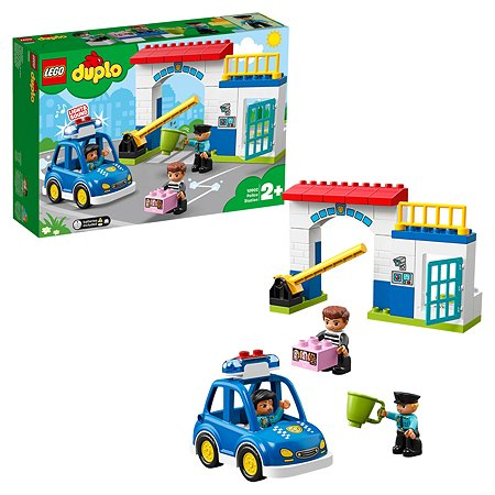 Конструктор LEGO DUPLO Town Полицейский участок 10902