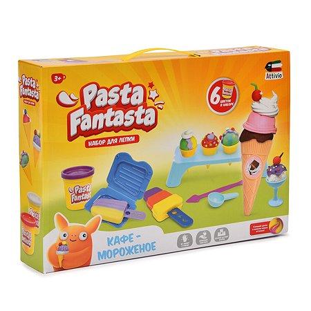 Набор для лепки Attivio Мороженое 3316