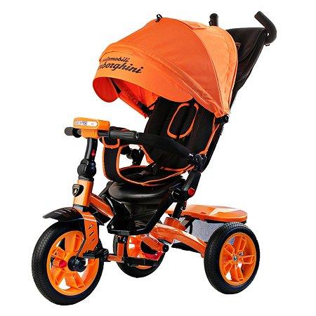 Велосипед Lamborghini 3колесный Оранжевый L5O