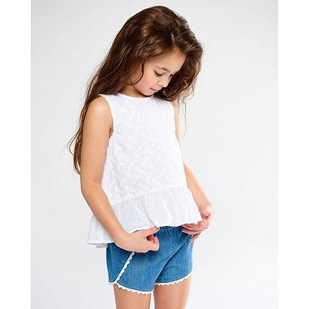 Блузка Futurino Fashion белая