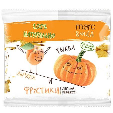 Снек Marc&Фиса Фрустики абрикос-тыква 15г с 1года