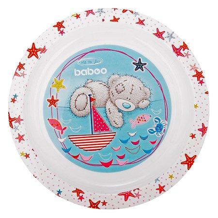 Тарелка BABOO Me to You с 6меcяцев Baboo 9-101
