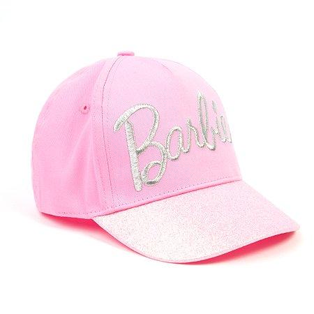 Кепка Barbie светло-розовая