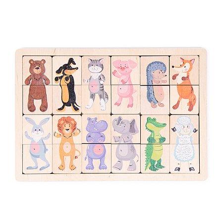 Игра настольная Десятое королевство Зоопарк 00747