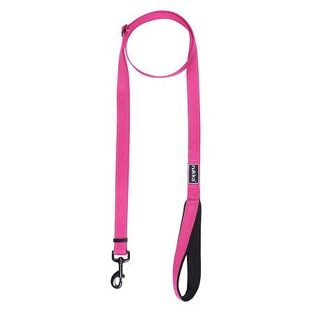 Поводок для собак RUKKA PETS S Розовый 460200250J630S