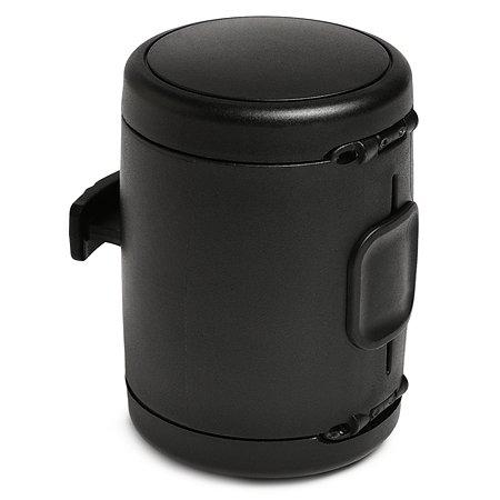 Бокс Flexi Multi box для лакомств или пакетиков для сбора фекалий S-М/L Черный 23709