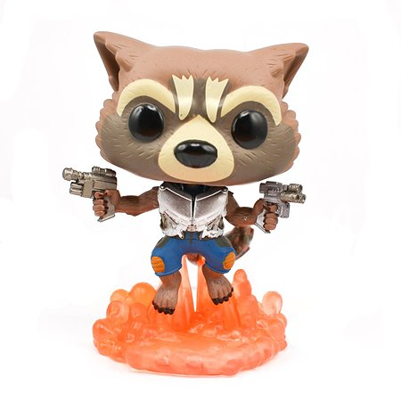 Фигурка Funko Pop bobble Marvel Guardians galaxy 2 Rocket Fun1092