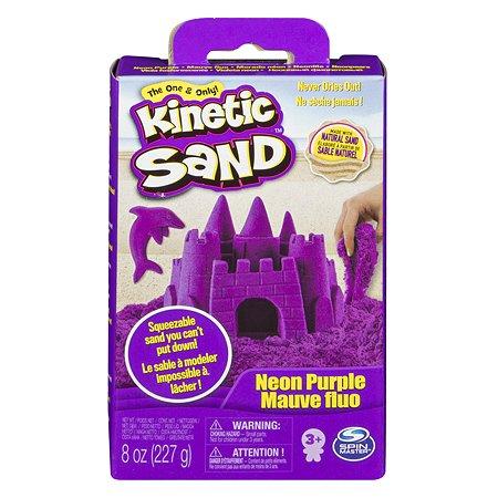 Песок кинетический Kinetic Sand 227г Purple 6033332/20080709