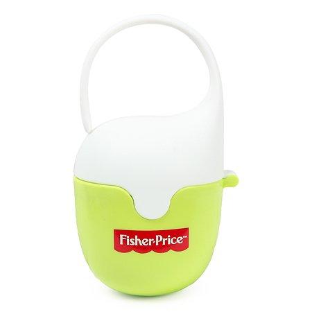 Футляр для пустышки Baby Go Fisher Price Green BD-12628