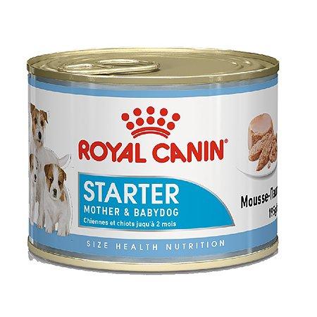 Корм для щенков ROYAL CANIN Starter консервированный 195г