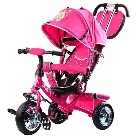 Велосипед Barbie 3колесный Розовый HB7PS