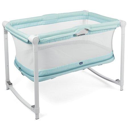 Кроватка-манеж Chicco Zip and Go Aquarelle