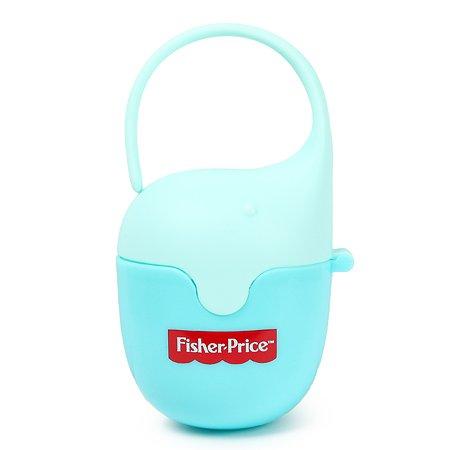 Футляр для пустышки Baby Go Fisher Price Blue BD-12628