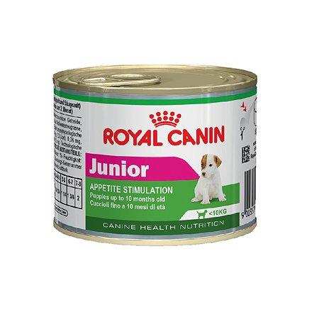 Корм для щенков ROYAL CANIN Junior мелких пород 195г