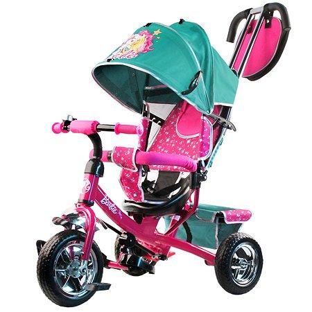 Велосипед Barbie 3колесный Бирюзовый HB7TS