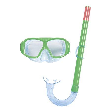 Набор для ныряния Bestway Essential Freestyle Зеленый 24035
