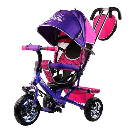 Велосипед Barbie 3колесный Фиолетовый HB7VS