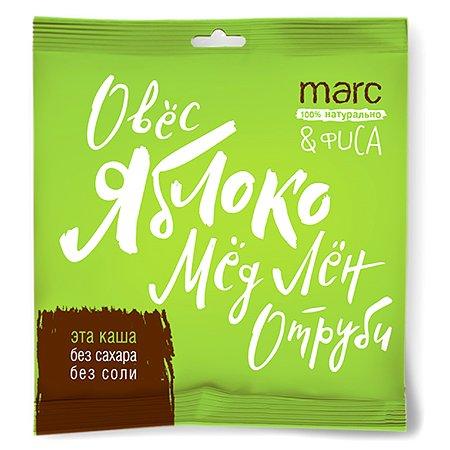 Каша Marc&Фиса овсяная яблоко-корица-мёд 44г с 3лет